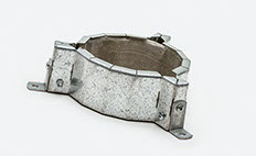 Retrofit Fire Collar