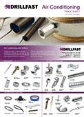Drillfast Air Conditioning Tradesheet