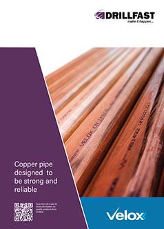 Velox Copper Pipe