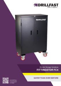 Armorgard FittingStation4 Product brochure