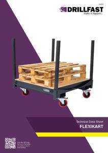 Armorgard Flexikart Technical data sheet