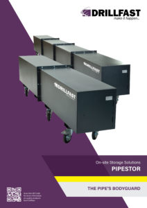 Armorgard Pipe stor Product brochure