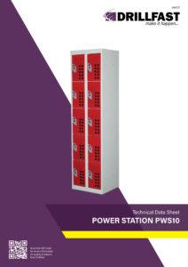 Armorgard Power station 10Technical data sheet