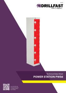 Armorgard Power station 6 Technical data sheet