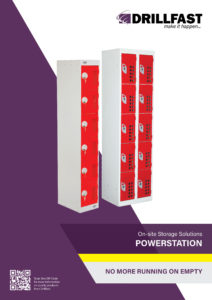 Armorgard Power station Product brochure