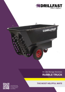 Armorgard Rubble truck Product brochure