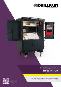 Armorgard Sitestation Product brochure