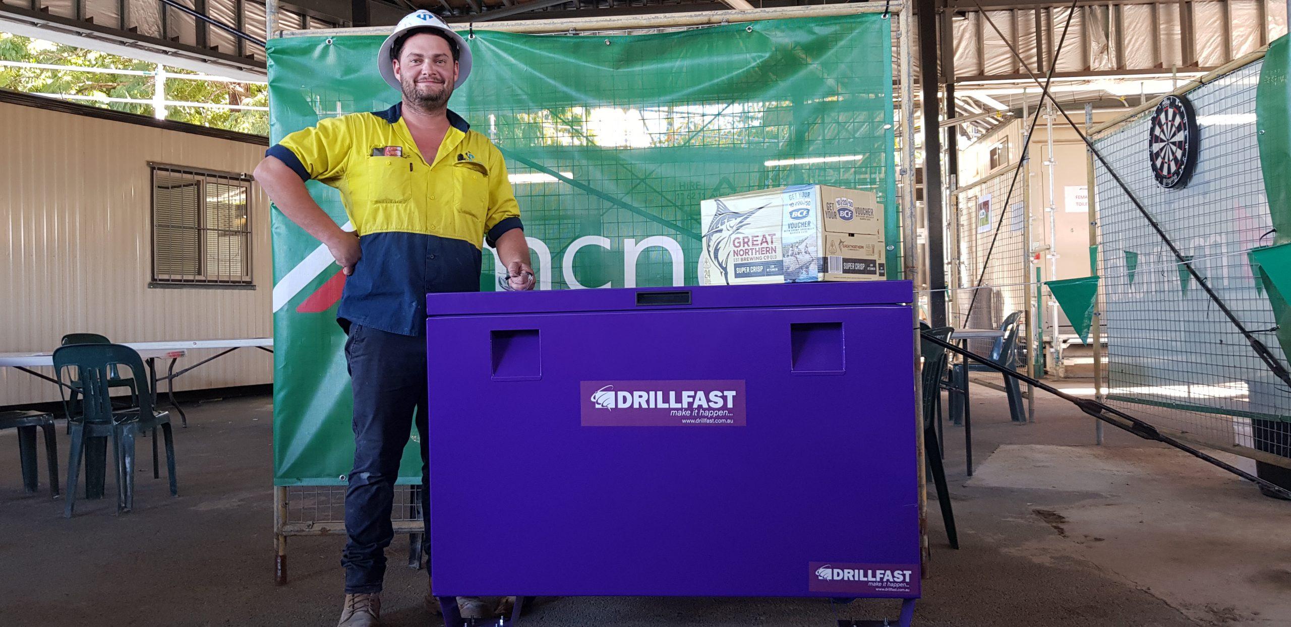 site box purple