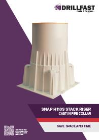 Snap H110S Stack Riser brochure