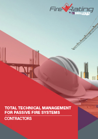 TOTAL TECHNICAL MANAGEMENT FOR PASSIVE FIRE SYSTEMS