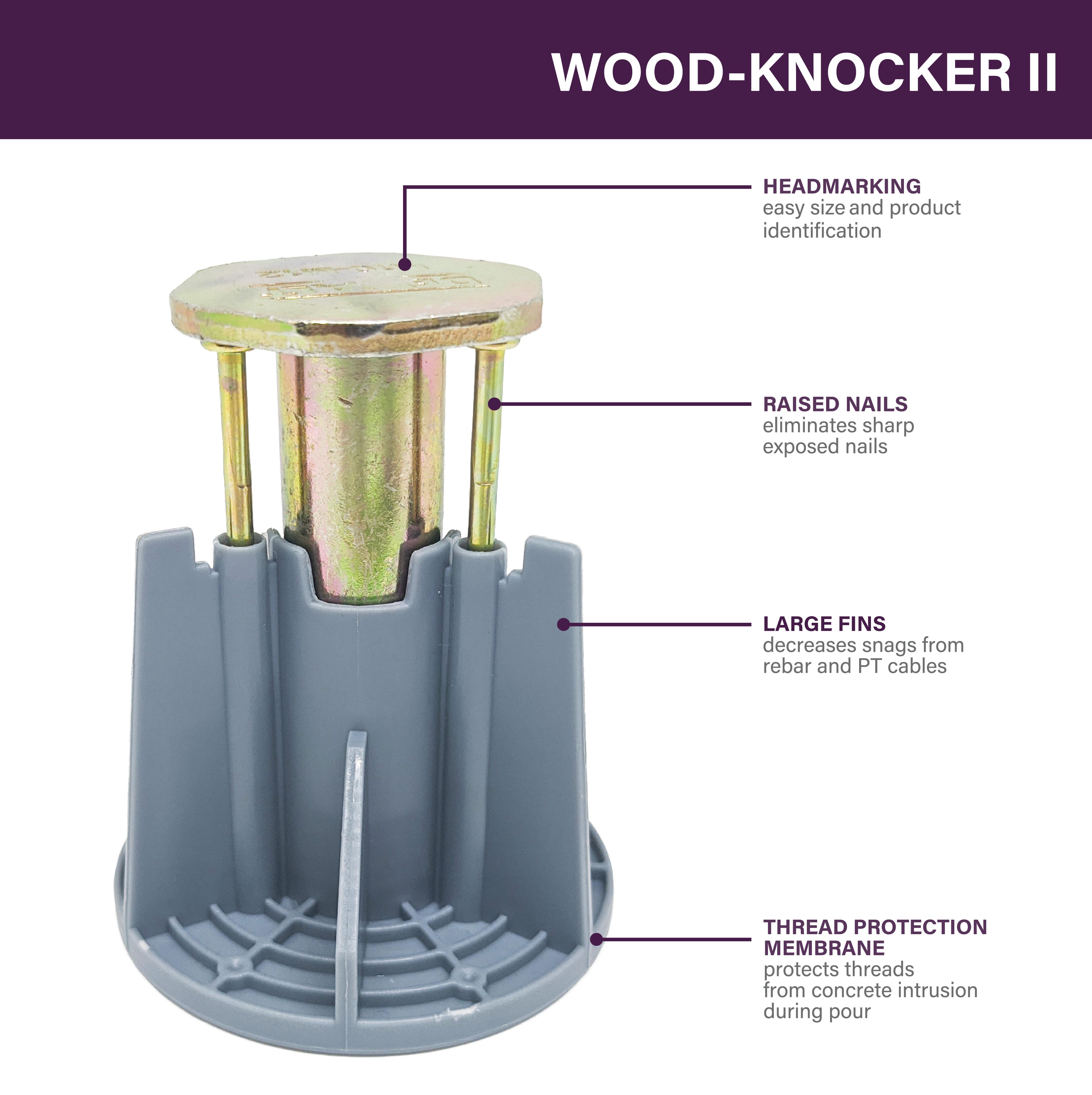 Wood Knocker II feature
