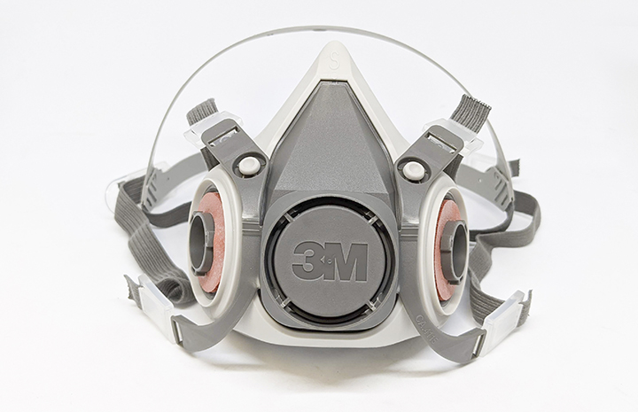 276 3M Half Face Mask