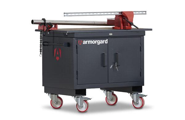 mobile tuff bench drilffast armorgard