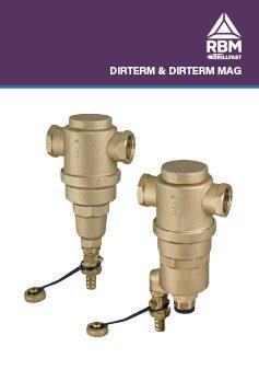 RBM Dirterm & Dirterm Mag Brochure